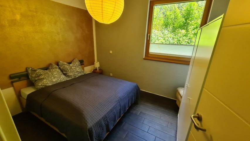 Schlafzimmer EG 160x200 mit eigenem Bad