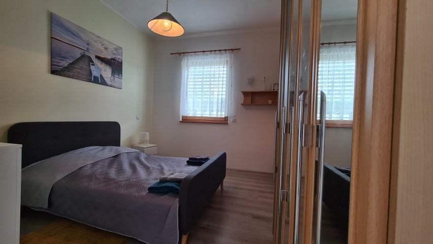 Schlafzimmer Bett (140 x 200)