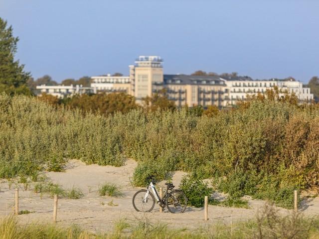 Blick auf die alte Seefahrtsschule