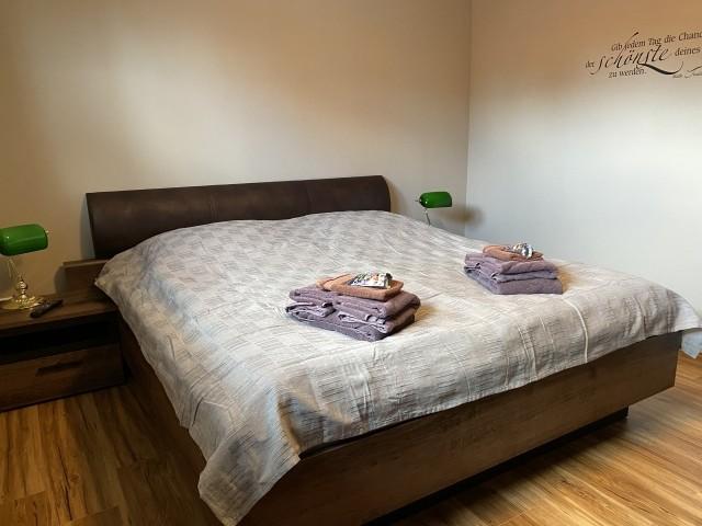 Schlafzimmer - einfach ausruhen und Seele baumeln lassen