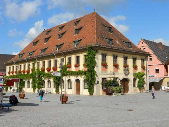 Rathaus  Lichtenfels