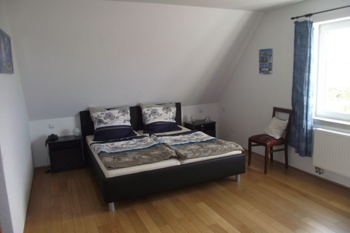 Schlafzimmer oben