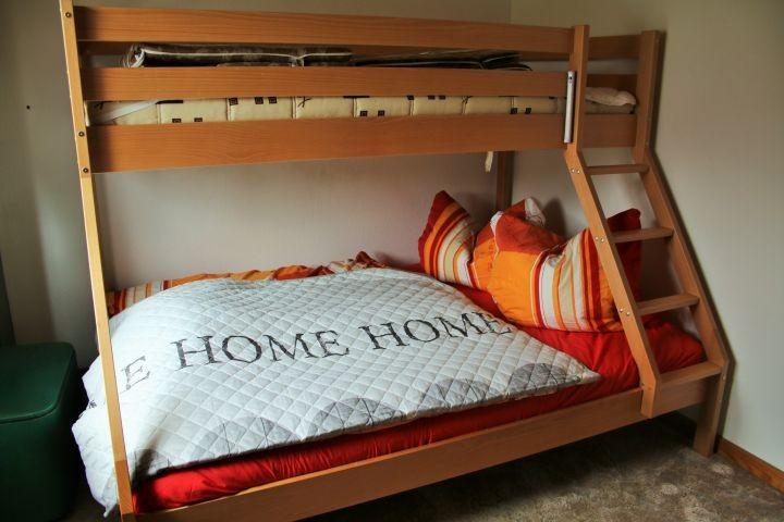 2. Schlafzimmer - Etagenbett