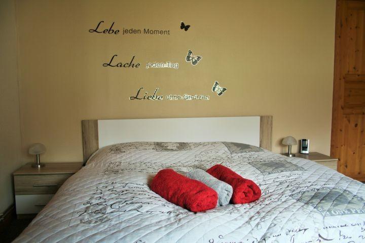 1. Schlafzimmer - Doppelbett