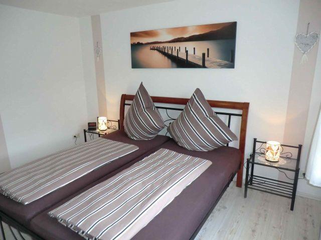 Das braune Schlafzimmer