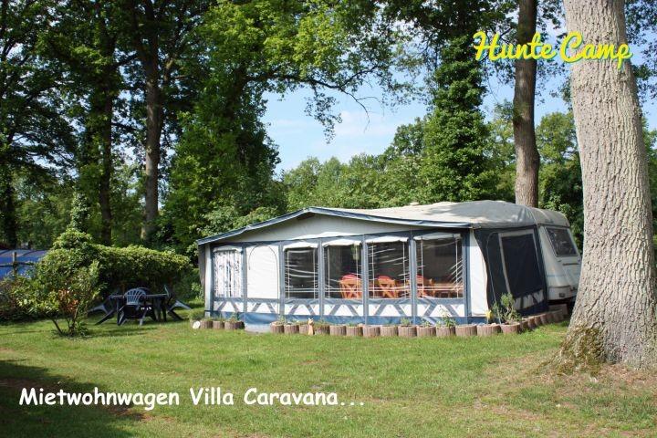 Mietwohnwagen Villa Caravana
