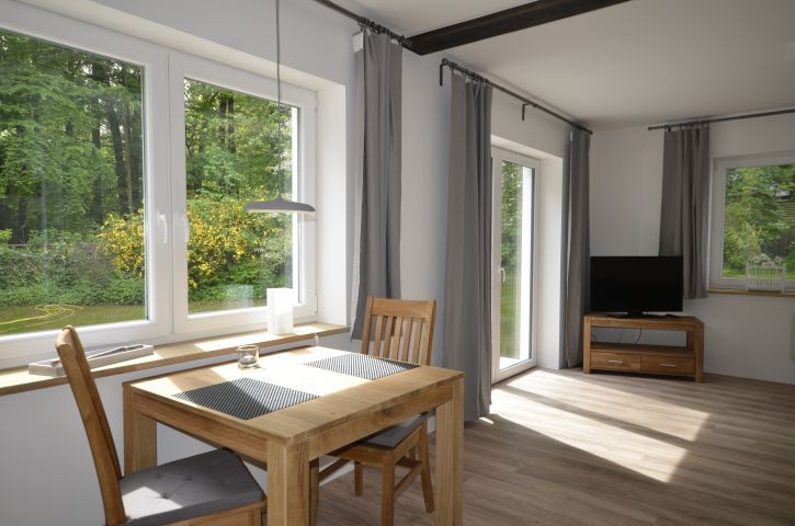 Essbereich/Wohnzimmer/Terrasse