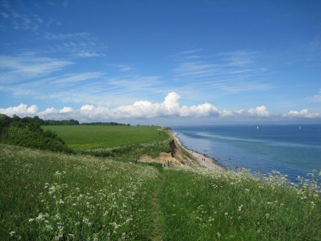 Steilküste Schwedeneck