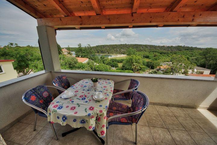 Traumhafte und einmalig schöne Überdachte Terrasse