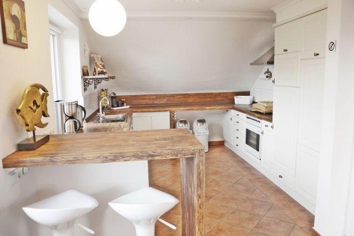 Große Küche mit top Ausstattung