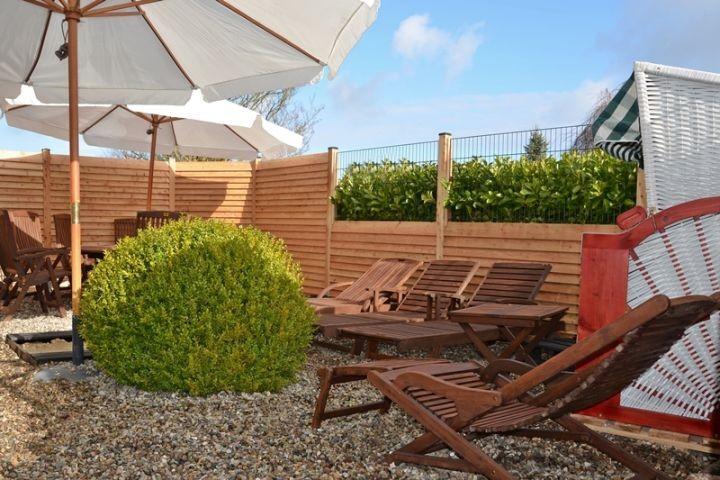 Garten ausbruchsicher (auch für Kleinsthunde), 180cm