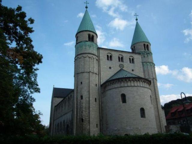 Stiftskirche St. Cyriakus in Gernrode