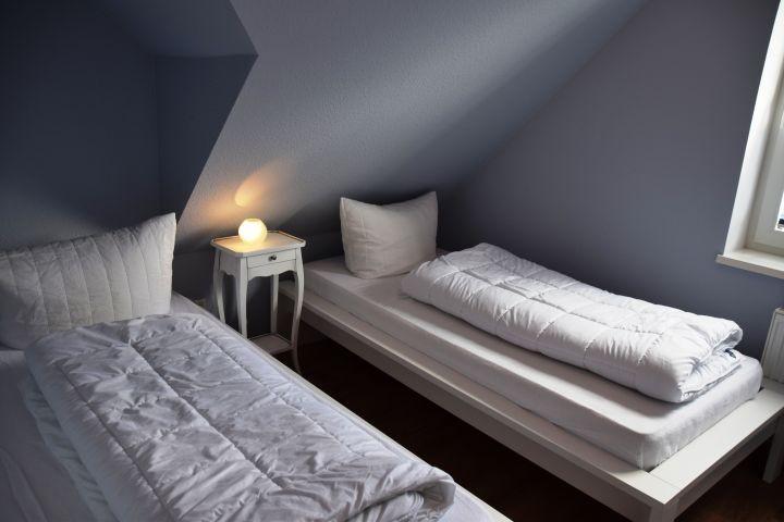 Einzelbettenschlafzimmer Achtern Diek