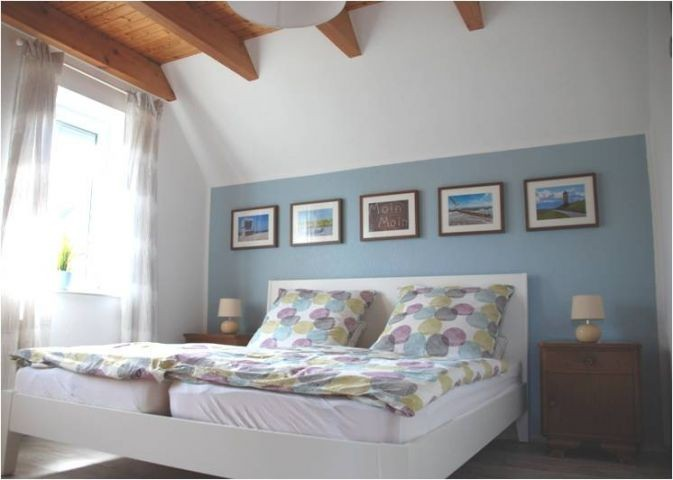Schlafzimmer Meeresbrise (EG)