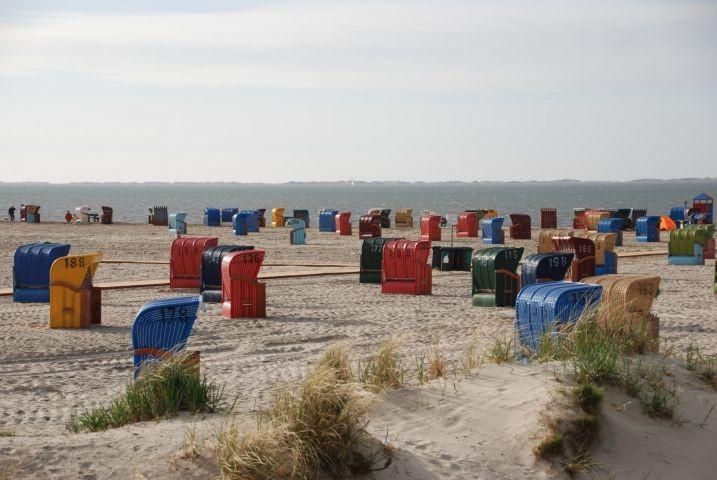 Strand von Neßmersiel