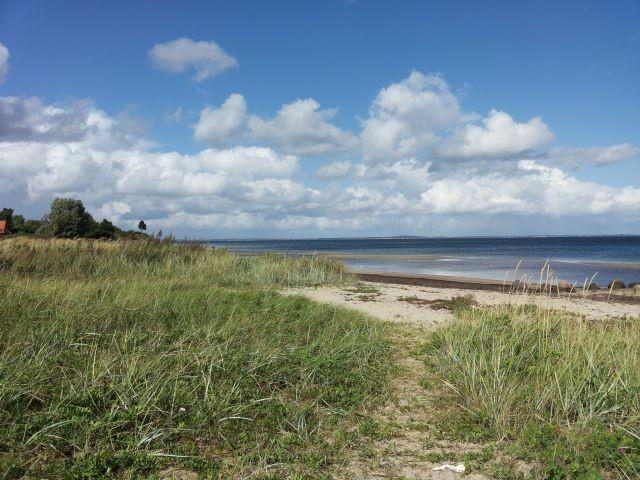 Seebad Norgaardholz der Strand