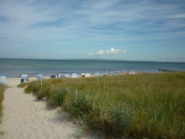 Strand der Schaabe in Juliusruh 5 km  entfernt