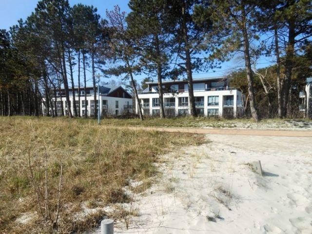 Appartementanlage Strandvilla Juliusruh