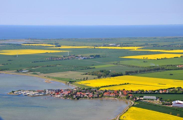 Die Bucht von Lemkenhafen