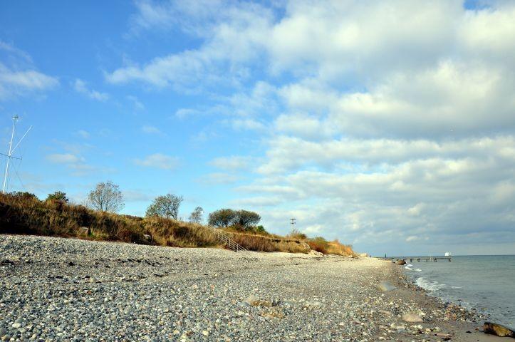 Strand Marienleuchte