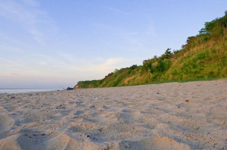 Ein (fast) endloser Strand erwartet Sie.