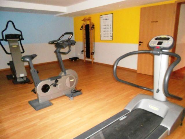 Fitnesraum kostenlose Nutzung