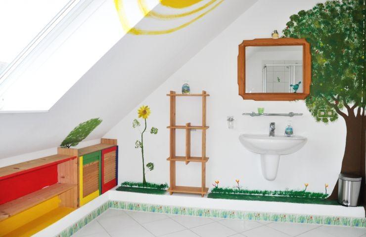 Duschbad im OG