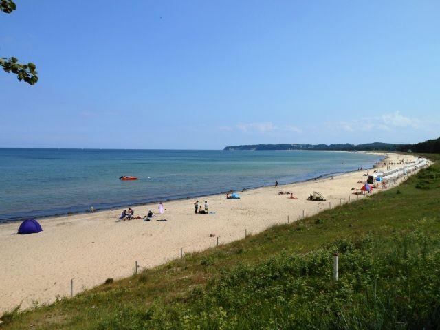 Strand von Julisruh bis Glowe