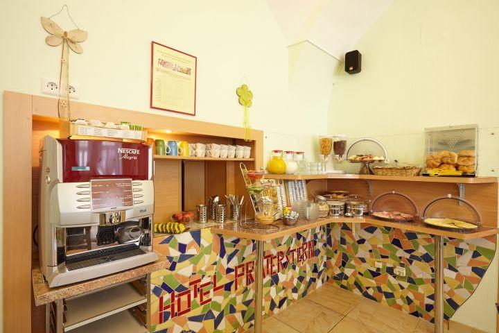Hotel Praterstern - Frühstücksbuffet