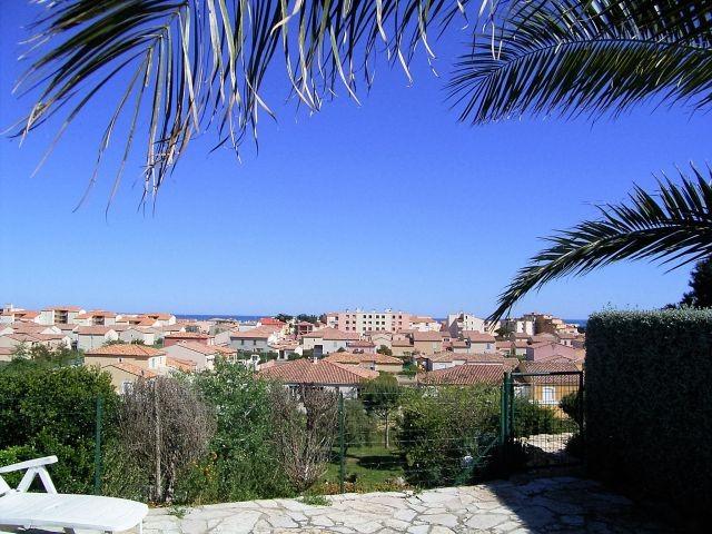 Aussicht Ferienhaus Soleil