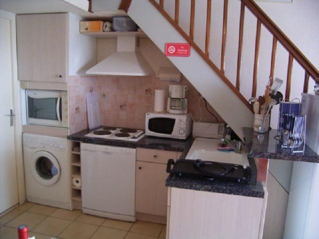 Küche Ferienhaus Soleil