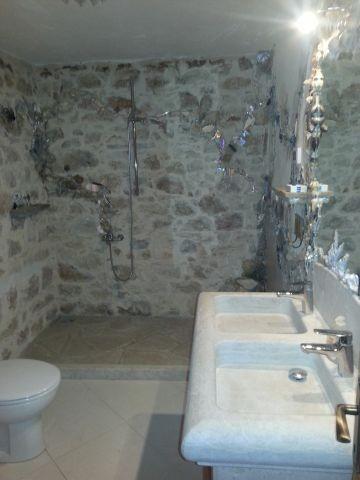 Dusche/WC Erdgeschoß