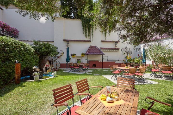 Hotel Praterstern - Garten