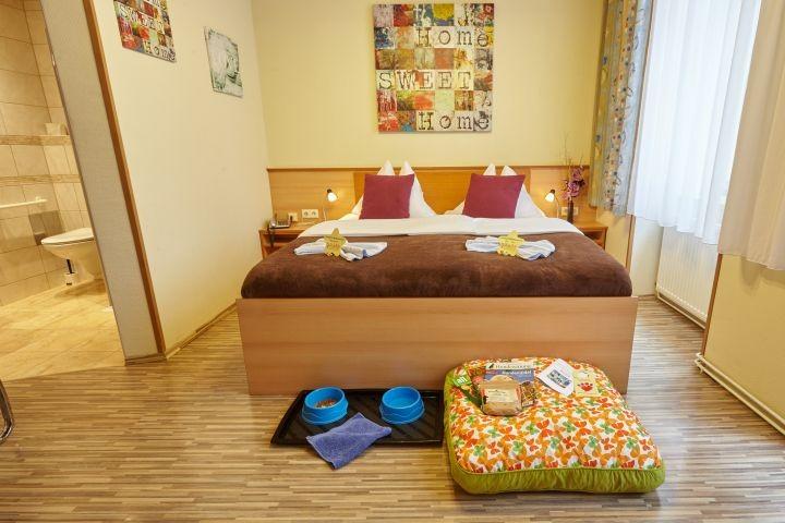 Hotel Praterstern - Beispiel Doppelzimmer