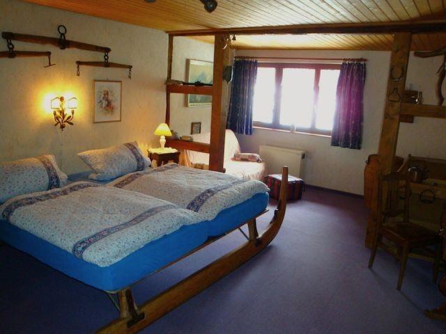 Schlafzimmer 1 mit