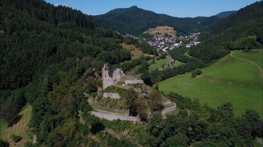 Umgebung Ferienhaus - Schenkenzell