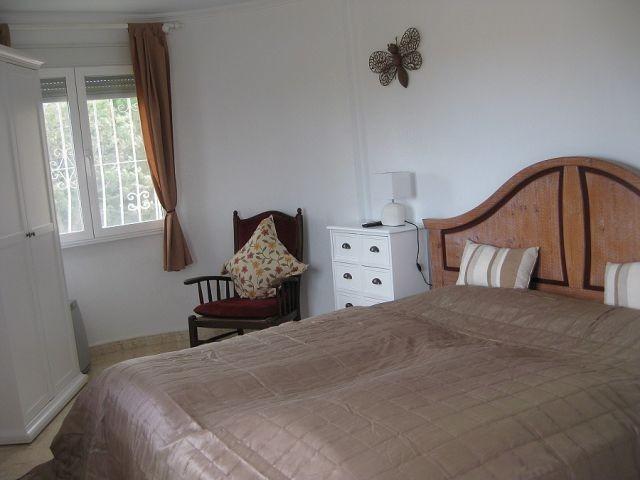 Schlafzimmer Nr. 3 (das Turmzimmer)