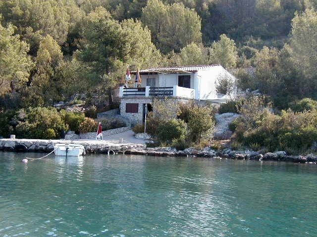 ferienhaus in alleinlage telascica dugi otok. Black Bedroom Furniture Sets. Home Design Ideas