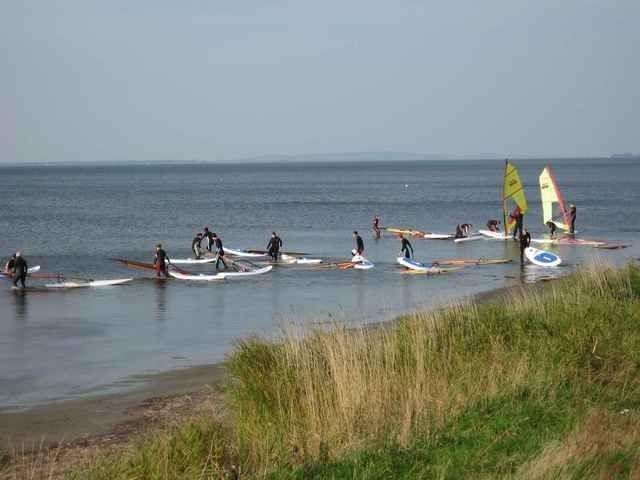 Kite- und Surfschule in Suhrendorf