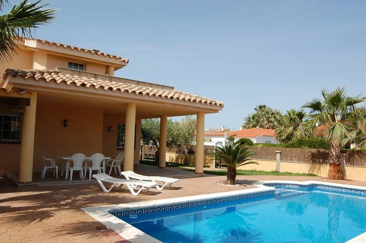 Unser private Villa Alvaro