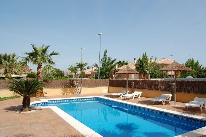 Der Poolbereich