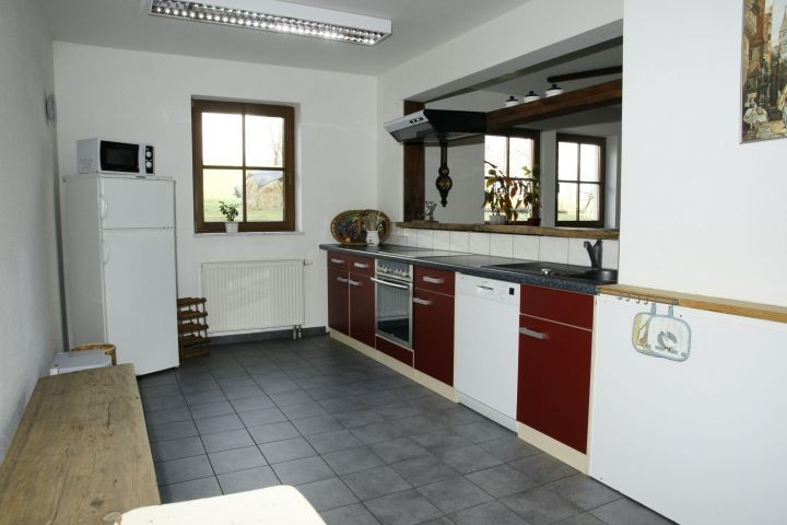 Küche Fewo Rustica