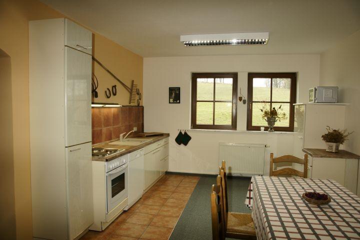 Fewo Sattelkammer Küche