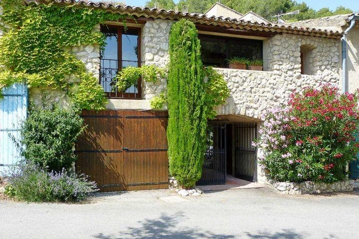Ferienhaus im Luberon in der Provence