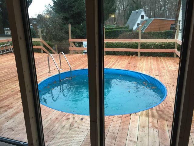 Ab März mit Pool