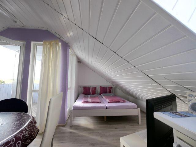 Grosses Doppelbett 2x2m