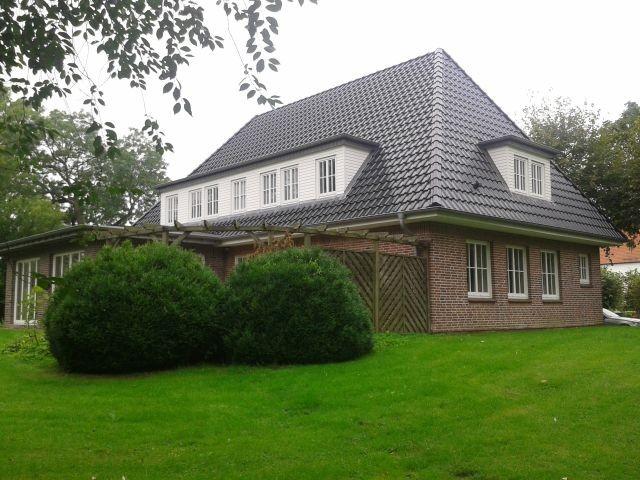 Großes Ferienhaus mit Wintergarten