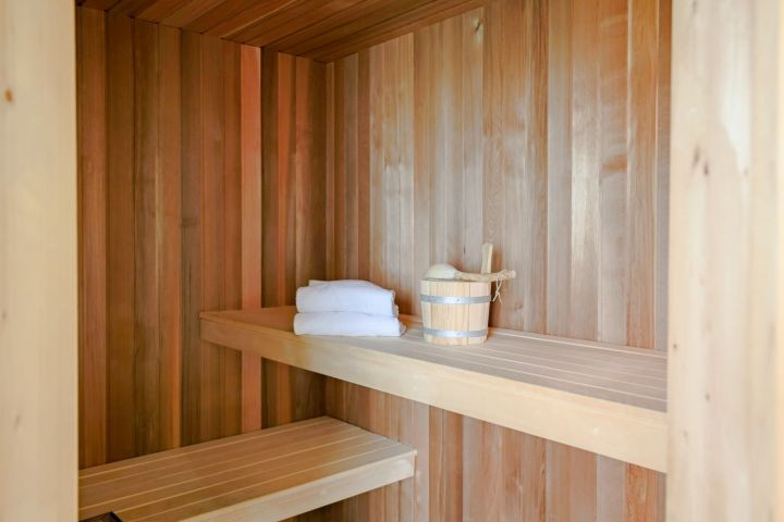 Sauna für Ihre Wellness