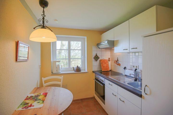 Küche im sep. Apartment
