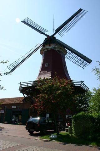 Greetsiel Mühle